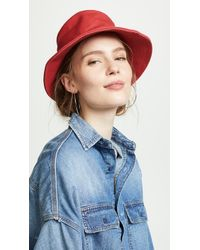 Madewell - Canvas Small Bucket Hat - Lyst