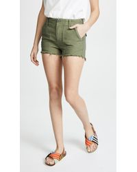 Citizens of Humanity - Meghan Shorts - Lyst