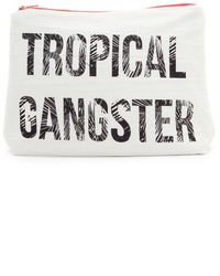 Samudra - Tropical Gangster Clutch - Tropical Gangster - Lyst