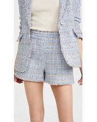 Cinq À Sept Coronado Shorts - Blue