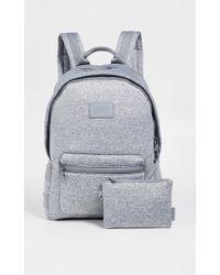 Dagne Dover Large Dakota Backpack - Grey