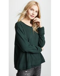 Wilt - Rolled Edged Sweatshirt - Lyst