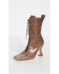 Miista Yana Boots - Grey
