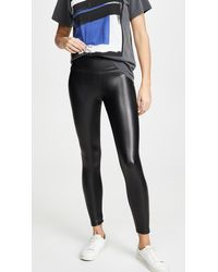 David Lerner Elliot High Waist Leggings - Black