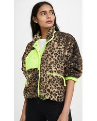 Free People Fp Movement Queen Of The Jungle Jacket - Multicolor