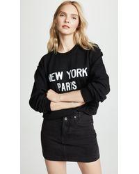 Rxmance - Ny Paris Sweatshirt - Lyst