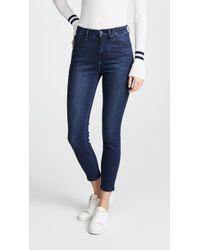 Habitual - High Rise Ankle Skinny Jeans - Lyst