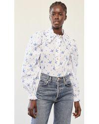 Munthe Tosca Shirt - Blue