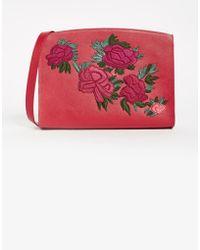 Lizzie Fortunato Leisure Shoulder Bag - Red