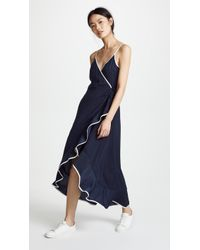 The Fifth Label - Juliette Wrap High Low Dress - Lyst