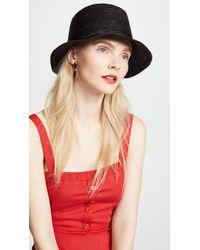 Janessa Leone - Marta Hat - Lyst