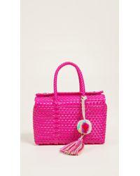 Likely - Mini Ali Basket Bag - Lyst