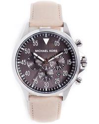 Michael Kors - Gage Watch, 45mm - Lyst