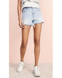 Alexander Wang Bite Shorts - Blue