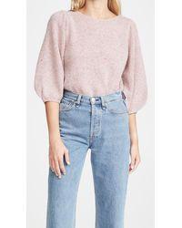 DEMYLEE Honora Sweater - Pink