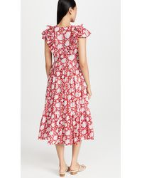 MILLE Clementine Dress - Red
