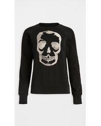 Zadig & Voltaire Upper Brode Sweatshirt - Black