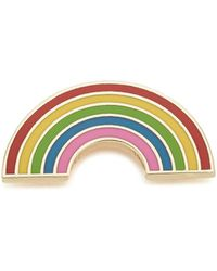 Georgia Perry - Rainbow Pin - Lyst