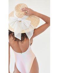 Eugenia Kim Mirabel Hat - Natural
