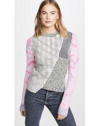 Zoe Jordan Kelly Sweater - Multicolor