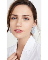 Rebecca de Ravenel - Classic 2 Drop Earrings - Lyst