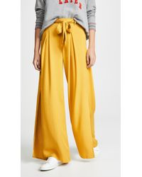BB Dakota - Jack By Hold On Tight Wide Leg Trousers - Lyst
