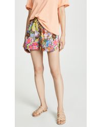 WHIT Rocky Shorts - Multicolor