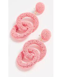 Shashi - Copacabana Earrings - Lyst