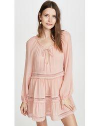 Eberjey Summer Of Love Sofia Dress - Pink
