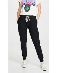 Champion Elastic Cuff Trousers - Black