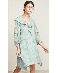 COACH - Prairie Bouquet Dress - Lyst