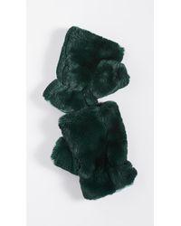 Apparis Ariel Fingerless Gloves - Green