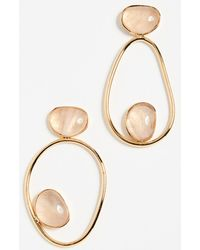 Lizzie Fortunato - Echo Earrings - Lyst