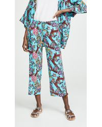 Figue Goa Pants - Blue