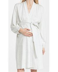 HATCH Nesting Robe - White