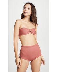 F E L L A. - Pierre Bikini Top - Lyst
