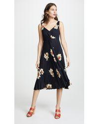 Vince - Gardenia Dress - Lyst