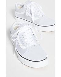Vans Ua Old Skool Trainers - White