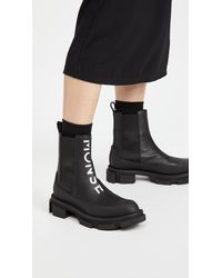 Monse X Both Chelsea Boots - Black