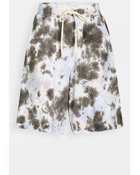CLU Tie-dye Shorts - Multicolor