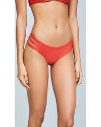 Mikoh Swimwear - Velzyland Bikini Bottoms - Lyst