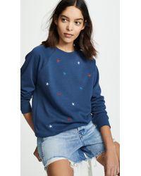 South Parade - Mini Stars Sweatshirt - Lyst