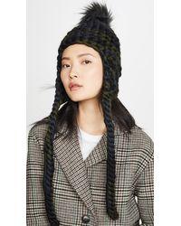 Mischa Lampert Nolita Long Hat - Multicolour