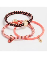 Marc Jacobs - Sporty Pony Hair Tie Set - Lyst