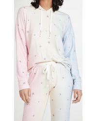 Pj Salvage Peachy Party Sweatshirt - Multicolour