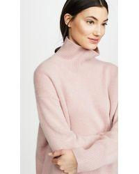 360 Sweater Tasha Cashmere Sweater - Pink
