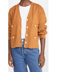 Alex Mill Cardigan Sweater Jacket - Multicolour