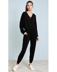 Young Fabulous & Broke - Yfb Clothing Lenny Jumpsuit - Lyst