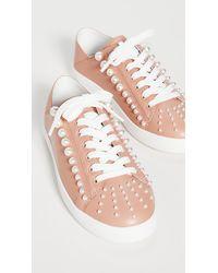 Stuart Weitzman Goldie Convertible Sneakers - Multicolour