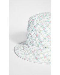LoveShackFancy Walker Hat - Multicolor